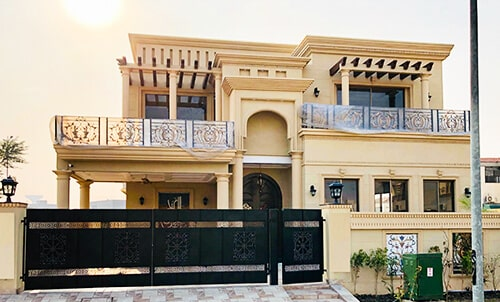 1 KANAL BRAND NEW HOUSE FOR SALE IN DHA PHASE 8