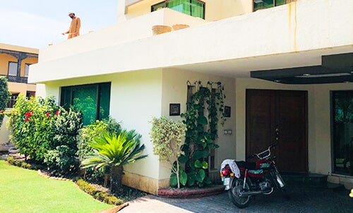 1 KANAL UPPER PORTION FOR RENT IN DHA PHASE 2