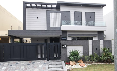 10 Marla Brand New Luxury House FOR SALE IN DHA PHASE 1