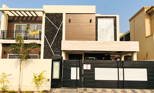 10 MARLA FULL HOUSE FOR RENT IN DHA PHASE 1