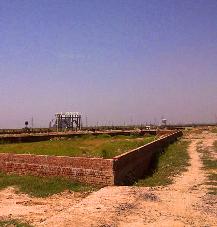 5 MARLA PLOT FOR SALE IN DHA PHASE 5