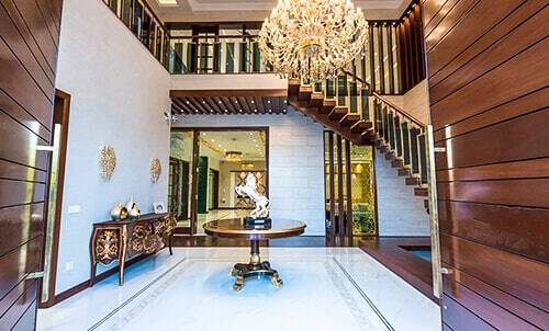5 MARLA BRAND NEW FULL HOUSE FOR RENT IN DHA 9 TOWN