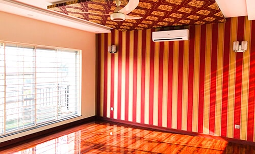 1 KANAL UPPER PORTION FOR RENT IN DHA PHASE 8