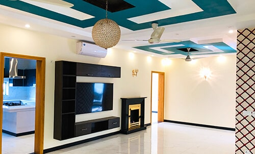 10 MARLA BRAND NEW FULL HOUSE WITH BASEMENT FOR RENT IN DHA PHASE 8