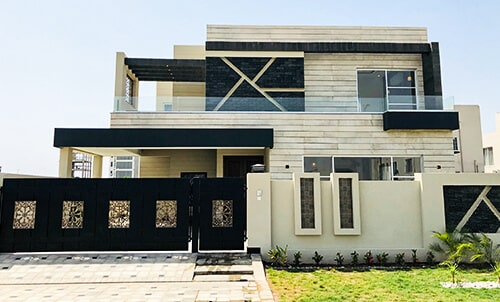 10 MARLA BRAND NEW HOUSE FOR SALE IN DHA PHASE 5
