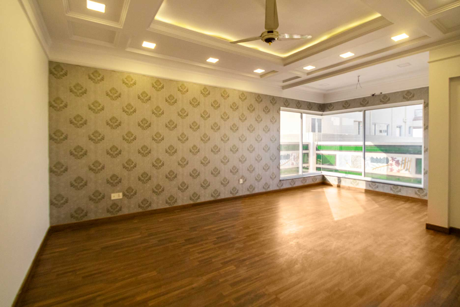 1 Kanal Brand New Full House For Rent in DHA Phase 6