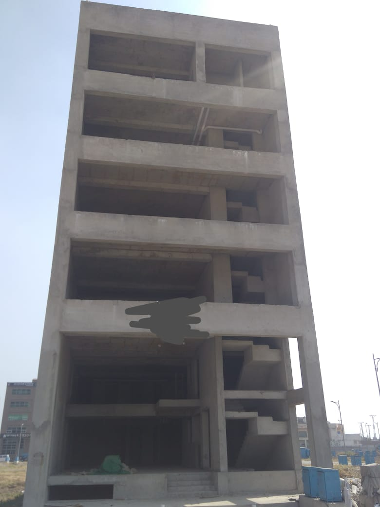 8 Marla Full Building For Rent In DHA Lahore Phase 8 Commercial Broadway
