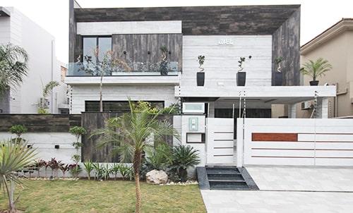 5 Marla Furinshed House
