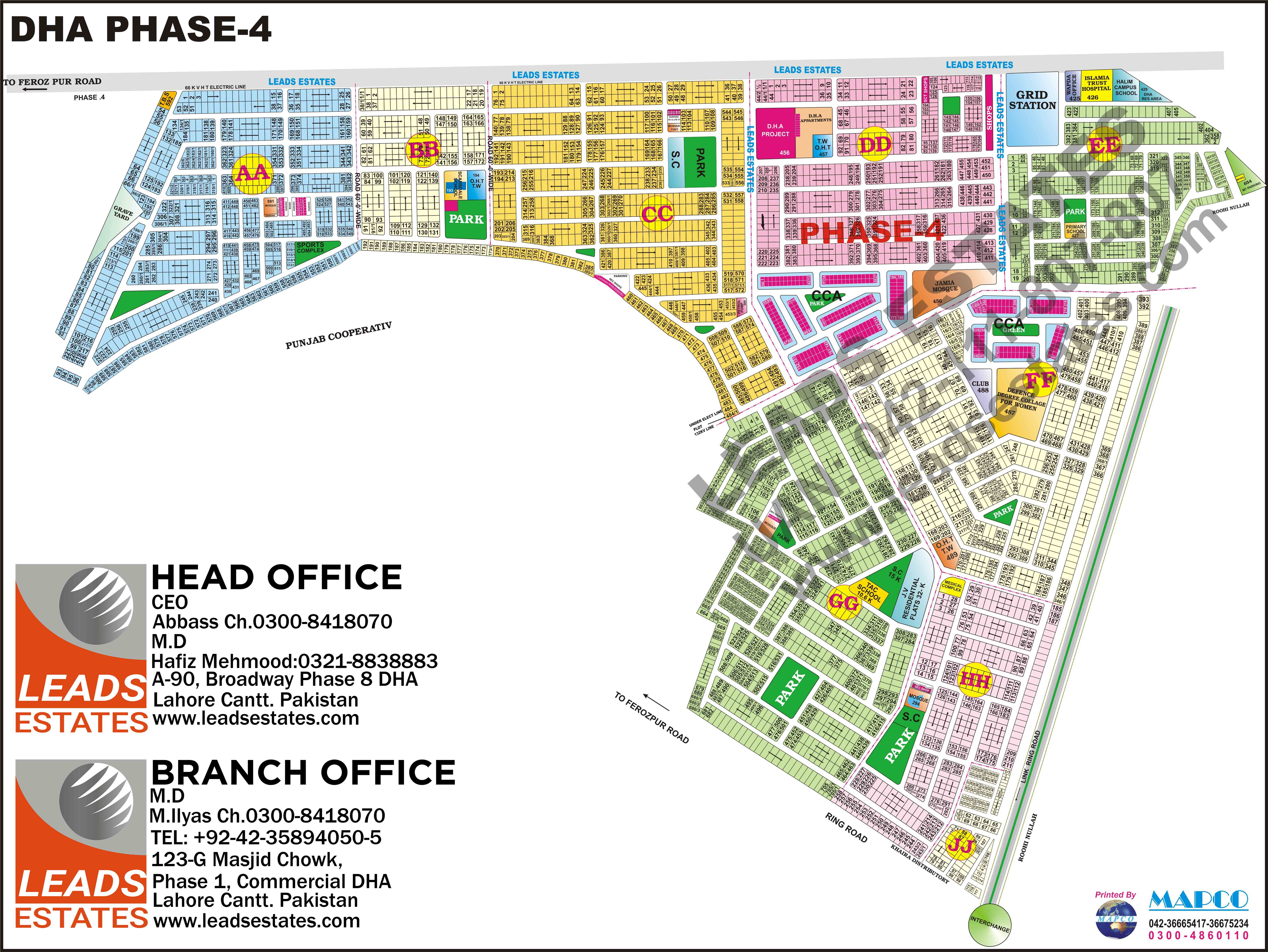 DHA Lahore Phase 4