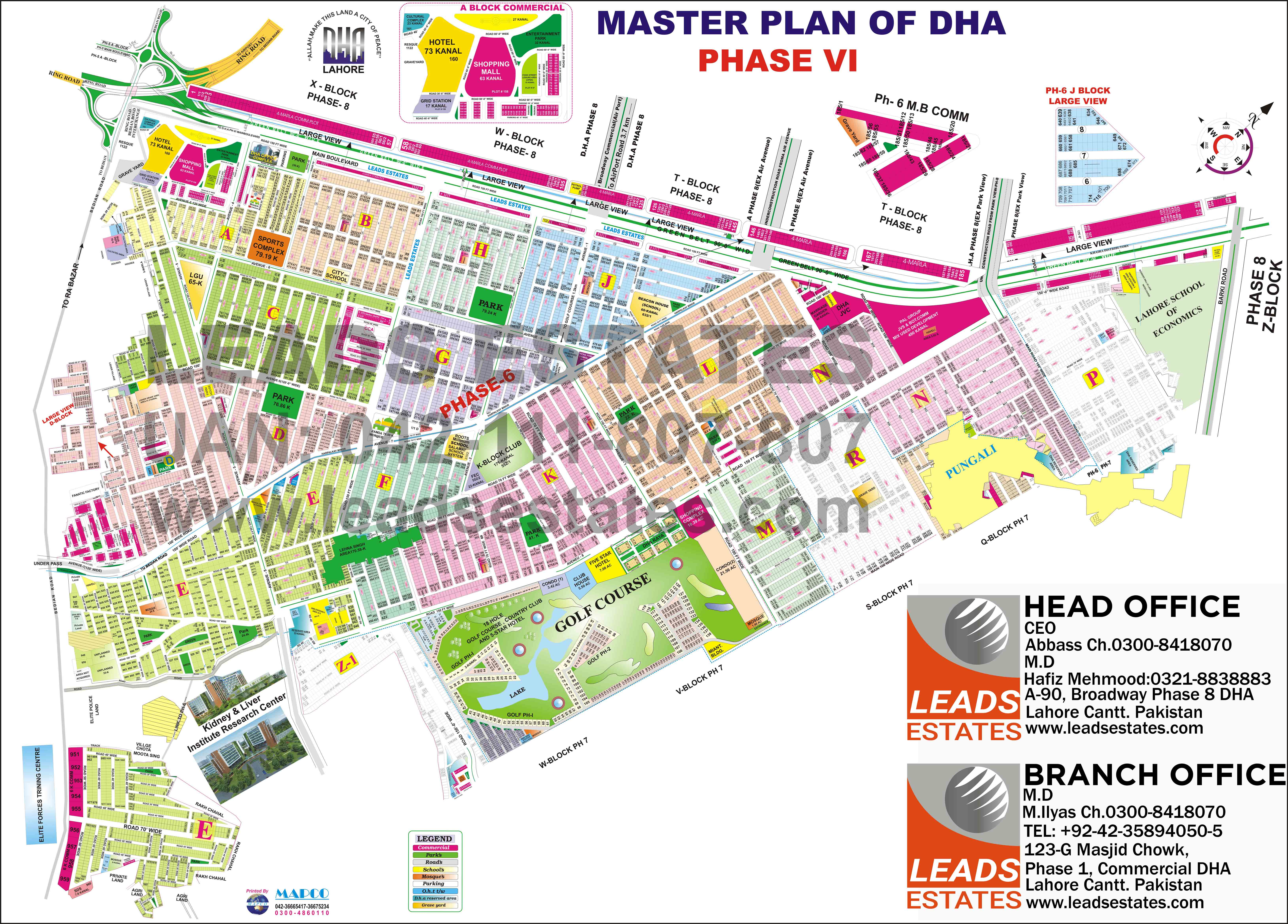 DHA Lahore Phase 6
