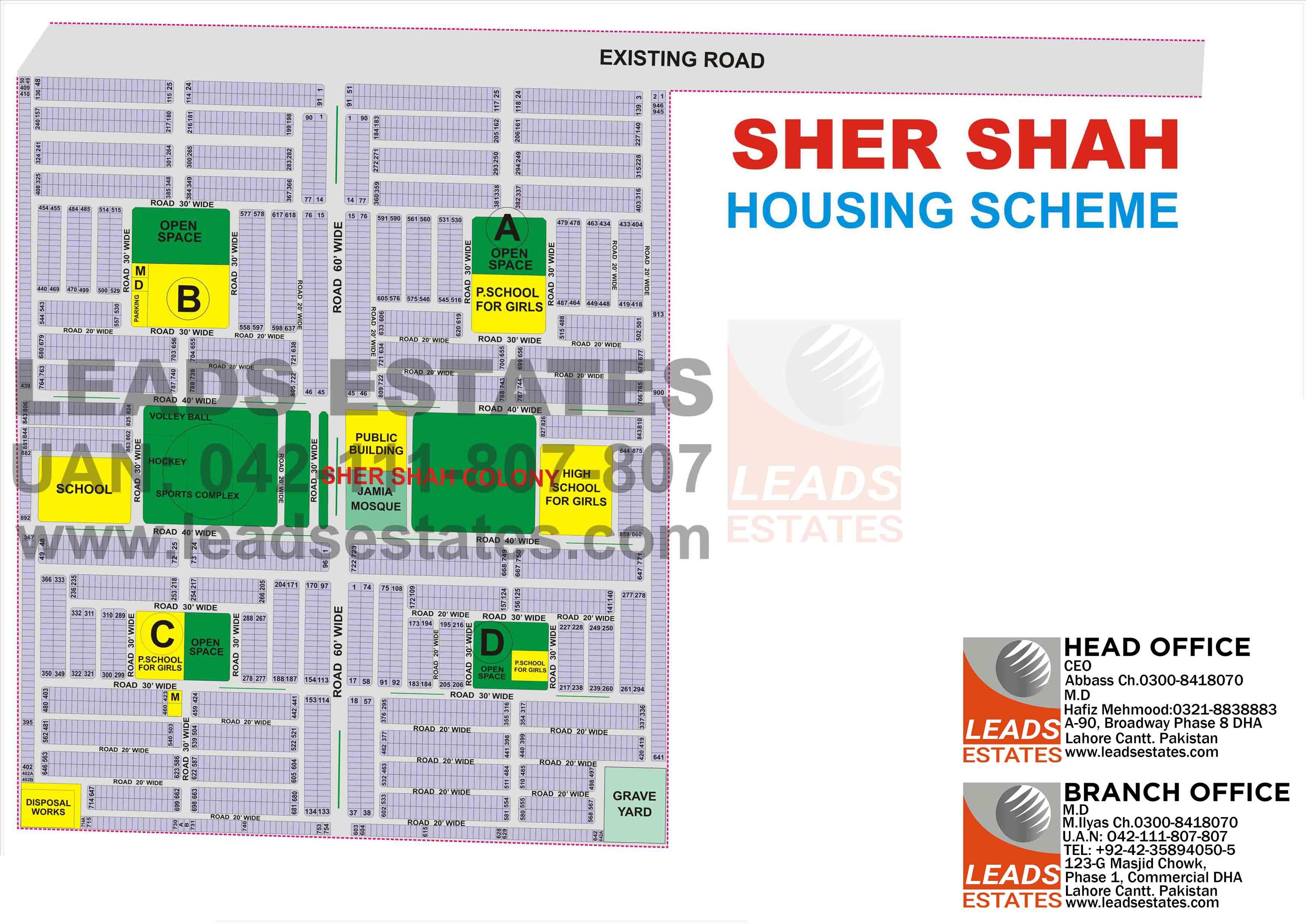 Shar Shah Colony