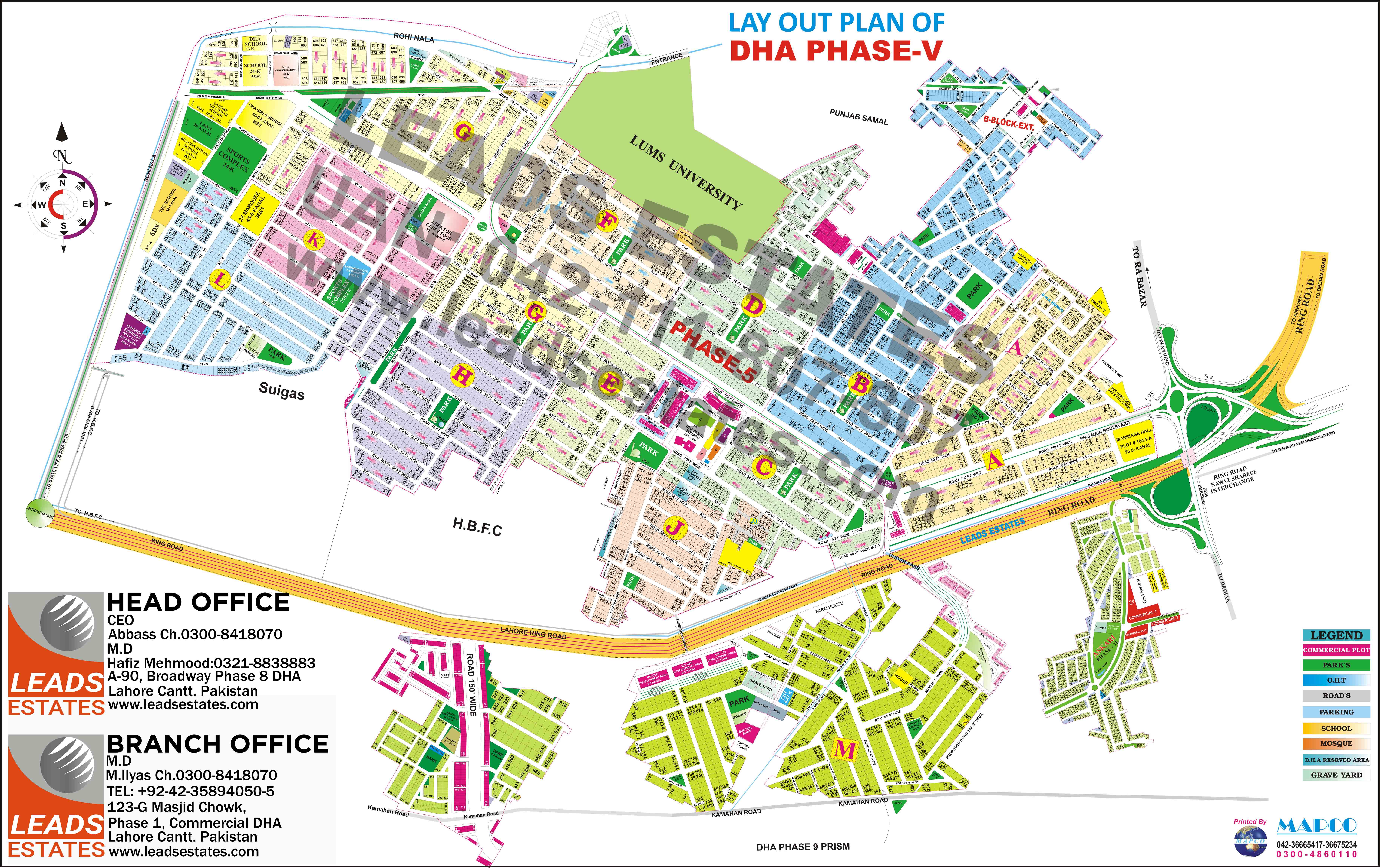 DHA Lahore Phase 5